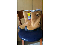 Safety Boots Trojan Rigger Boots SIZE 9