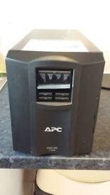 Uninterupable Power Supply (BRAND NEW) APC Smart-UPS 1500VA LCD 230V