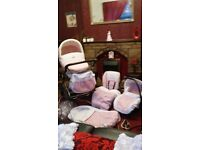 baby style prestige pram everything included good clean condition