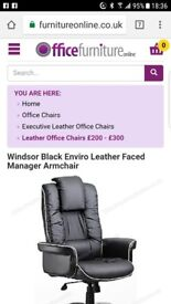Brand bew office leather chair