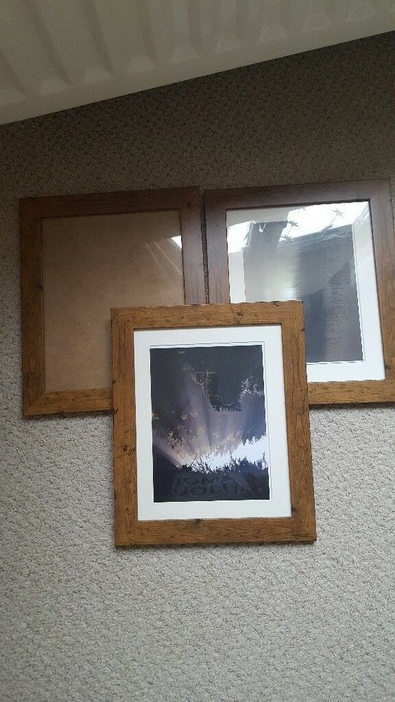 Photo frame ×3