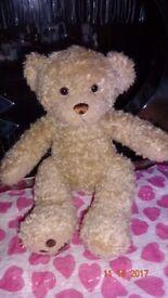 Build A Bear Soft Plush Cuddly Teddy Bear