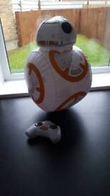 Star Wars BB8 Inflatable Robot