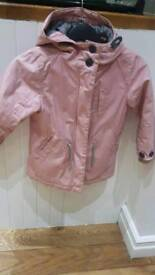 Girls Winter Coat Aged 5 years Excellent Condition Next
