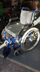 wheel chair for sale with gel cusion