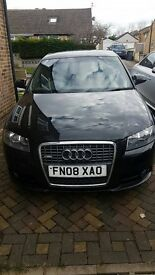 Audi A3 S Line 2008 Automatic - immaculate condition.