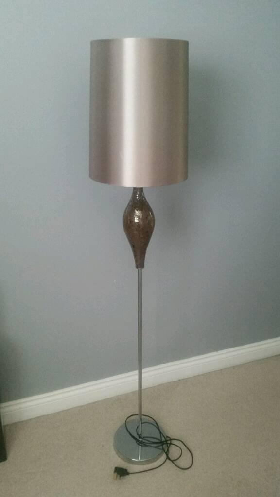 Next mink floor lamp in wallsend tyne and wear gumtree next mink floor lamp aloadofball Image collections