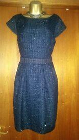 Dorothy Perkins - Blue Sparkling Dress