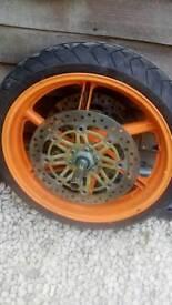 1998 cbr 600 wheels
