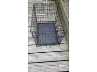 Small dog cage used ×2