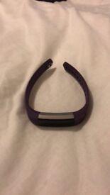 Fitbit Alta purple