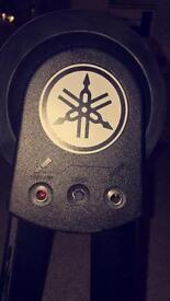 Yamaha electric base pedal