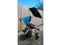 Babystyle Oyster pram and pushchair with loads of extras