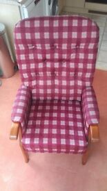 Armchair for sale - good condition