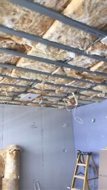 Construction Company Offering Dry Lining Services
