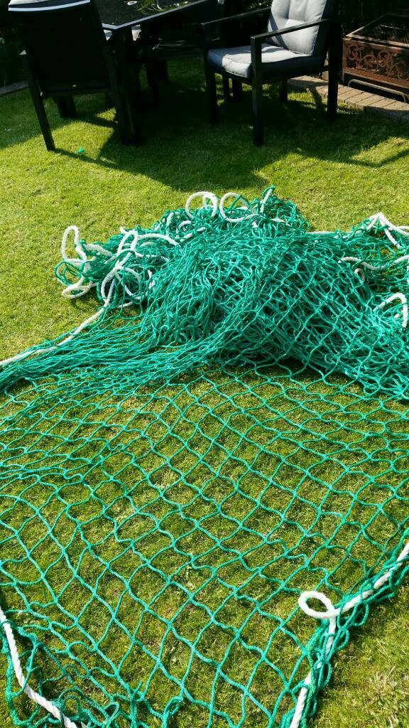 Catch / fall safety netting 10/7.5 mitres