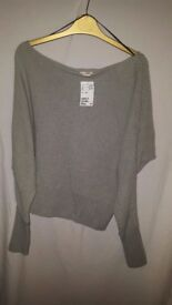 Woman's H&M GRY JUMPER EUR S £34.99