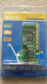 PCI Network Card - 1GBps
