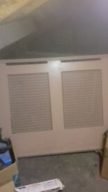 radiator cover can be altered to fit any size bargain