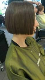 Free haircuts + Blowdry