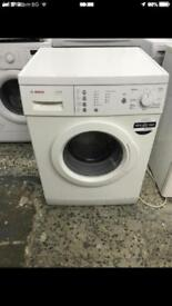 Bosch washing machine full working very nice 4 month warranty free delivery and installation