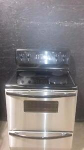 OS0573A Frigidaire Glass Top Self Cleaning Stainless Steel Oven FREE DELIVERY, INSTALLATION AND DISPOSAL INCLUDED