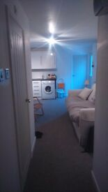 Ground & first floor furnished and recently renovated 1 bedroom apartments near town and beaches