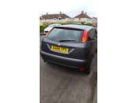 CHEAP Ford Focus!!!!!!! Needs to go £400 if sold at weekend