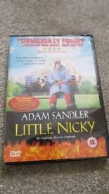 Little Nicky DVD Adam Sandler unopened