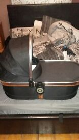 icandy peach 3 carrycot immaculate