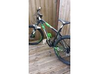 Mens Mountain bike 4 hours use