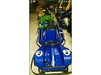 Honda formula go karts for sale.. Running perfectly and very well maintained.