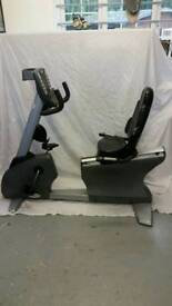 Matrix mx-R5x recumbent bike