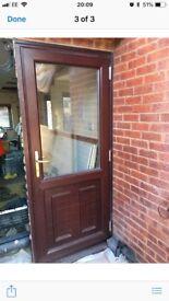 Double Glazed Door
