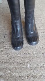 Ariat volant riding boots