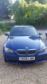Immaculate 3 series BMW for sale