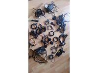 Cables, Leads & Webcam