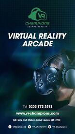 FREE - Virtual Reality Arcade
