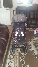 SILVER CROSS PRAM FROM MOTHER CARE