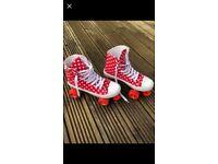 Roller skates size 7!
