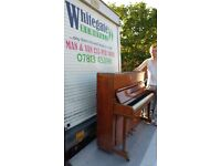 PIANO UPRIGHT- Russell & Russell