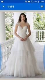 BRAND NEW EX BRIDAL SHOP Sincerity wedding gown