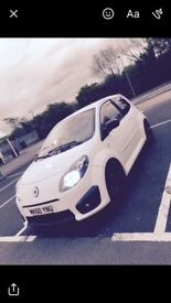 TWINGO SPORT CUP EDITION (BRAND NEW MOT)