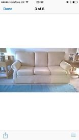 peter guild 2 seater sofa and 3 seater sofabed