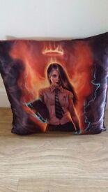 Nemesis Now Necromancer School Gothic Girl decorative cushions