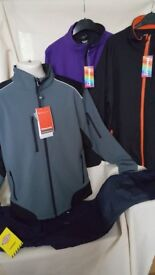 Job Lot of Men's/Ladies and Kids Work wear/Polo Shirts and T-shirts