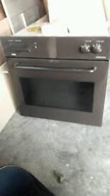 Zanussi built in microwave oven