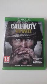 XBOX ONE GAMES - COD:WW2=£30 DOOM=£20 DEAD RISING 4=£17 FIFA 17=£5