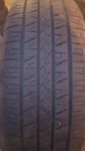 4 PNEUS ETE SAILUN 225 65 17 - 4 SUMMER TIRES