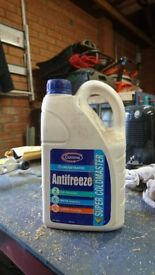 Antifreeze comma coolant